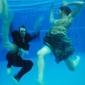 UnterwasserOper im Strandbad Halbe am 10.08.2013