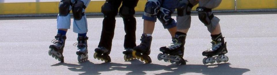 Nicht weit entfernt - der Flaeming-Skate