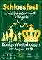 Schlossfest Königs Wusterhausen