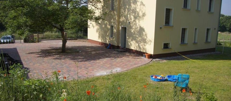 Tonseeblick und Tonseeidyll - Innenhof