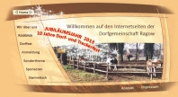 Dorffest- und Treckerfest Ragow